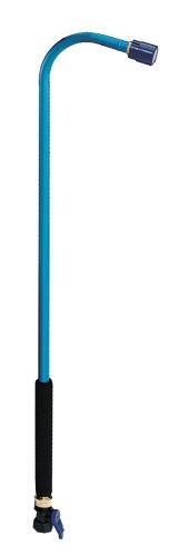 Dramm 12579 Sunrise Hanging Basket Rain Wand 36-Inch Length with 8-Inch Foam Grip, Blue (Dramm Hanging Basket)