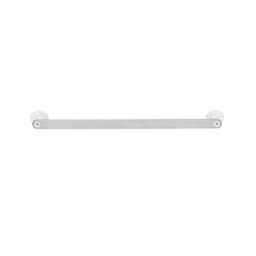 (Sabi Rail Bead-Blasted Aluminum Towel Rail,)
