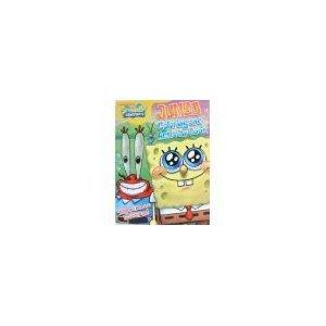 Spongebob Squarepants Coloring & Activity Book ~ Happiness -