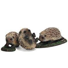 Animals That Begin With W (Schleich Hedgehog Pups 14623)