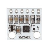 SainSmart HMC5883L Digital Compass Module 3 Axis Magnetoresistive Sensor for Arduino UNO MEGA R3 Mega2560 Duemilanove Nano Robot