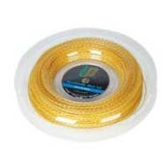 Prince Synthetic Gut - Tennis String Reel - Gold - 16 ga - 660 feet ()