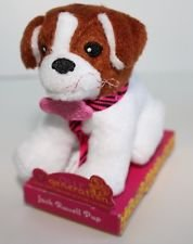 Our Generation PLUSH PUP TOY (JACK RUSSELL)