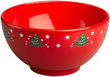 UPC 097031151399, Waechtersbach Christmas Tree Medium Serving Bowl