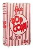 5E Close-top Popcorn Box, 250/Case by Snappy Popcorn