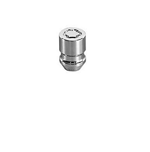 McGard 24154 Chrome Cone Seat Wheel Locks (M12 x 1.25