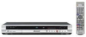 Pioneer DVR 220-S (DVR-225-S) Progressive Scan DVD Recorder - silver