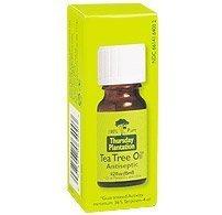 Natures Plus Meditree Pure Australian Botanicals Tea Tree Oil - .5 fl oz - 100% Pure Essential Oil, Natural Antiseptic, Helps Maintain Glowing Skin, Reduces Redness - Vegan