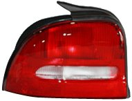TYC 11-3246-01 Chrysler Neon Driver Side Replacement Tail Light Assembly