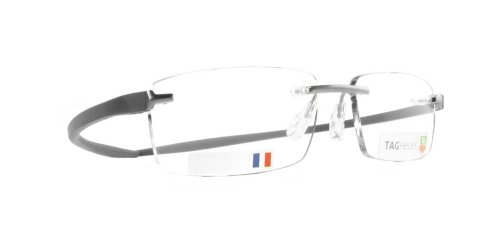 Tag Heuer Reflex 2 3742 Eyeglasses Prescription Eye Glasses 008 Dark Grey New