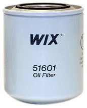 WIX Filters - 51601 Heavy Duty Spin-On Lube Filter, Pack of 1