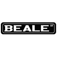 Beale Street men names sign - Male Names - Street Sign [ Decorative Crossing Sign Wall Plaque ]