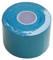 KB Support Tape - 20 Pre-Cut Strips - Blue Kinesiology Tape by KB Tape