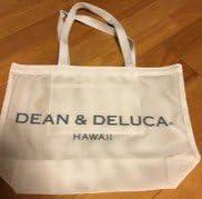 Amazon Co Jp Dean Deluca メッシュ トート バッグ 白 ハワイ 限定品 プールバッグ ディーンアンドデルーカ おもちゃ