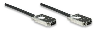 39 inch SAS SFF-8470 34-Pin, 4X InfiniBand Cable (Manhattan 306478)