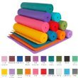 """YogaAccessories 1/4"""" Extra Thick Deluxe Yoga Mat by YogaAccessories (TM)"""