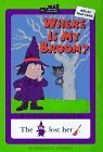 Where Is My Broom? (All Aboard Reading. Picture