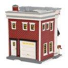 Department56 Original Snow Village B-Sweet Shop Lit Building and Accessories, 6.97'', Multicolor by Department56