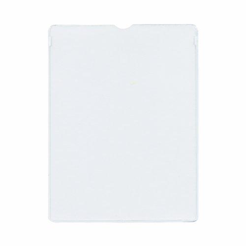 ADVANTUS Sturdi-Kleer Self-Adhesive Polypropylene Envelopes, 8.5 x 11 Inches, 50/Pack (ANG1464P-50)