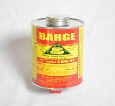 Barge Cement One Quart - Barge Cement