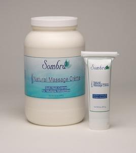 Sombra Natural Massage Creme - Gallon