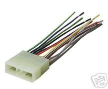 21P3ZETMF2L amazon com stereo wire harness suzuki sidekick 92 93 94 95 (car suzuki sidekick wiring harness at gsmportal.co