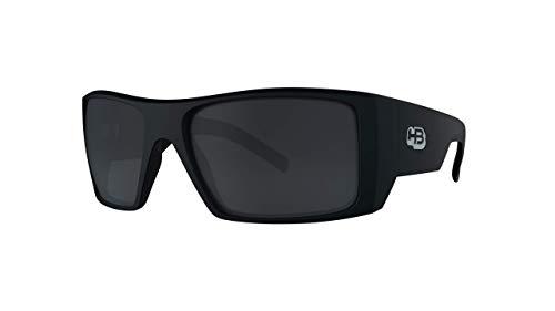 Óculos de Sol HB Rocker 2.0 Matte Black Gray