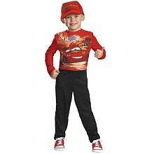 Child Lightning McQueen Costume