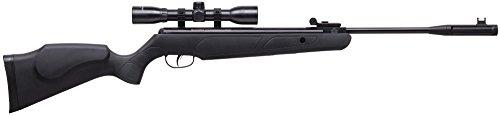 (Remington Crosman REHNP22SX Nitro Mag Powered Break Barrel Air Rifle with 4 x 32 Scope)