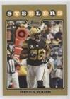 2008 Hines Ward - Hines Ward #/2,008 (Football Card) 2008 Topps - [Base] - Gold Border #133