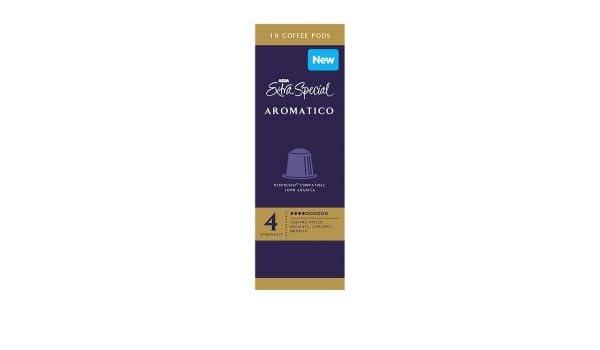 Asda Extra Special Aromatico Nespresso Compatible Coffee