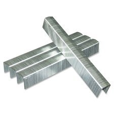 Stanley Half Strip B8 Staples, 130 Sheet Cap, 1/2 Inch Leg Length, 1,000/Box STCR130XHC1M