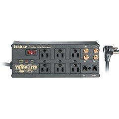 Tripp Lite Isobar 6 Outlet Surge Protector Power Strip, 6ft