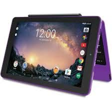 RCA Galileo Pro 11.5″ 32GB Tablet with Keyboard Case Android 6.0 PURPLE