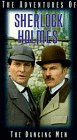 The Adventures of Sherlock Holmes - The Dancing Men [VHS]