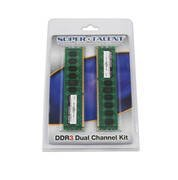 Super Talent DDR3-1333 4GB (2x 2GB) ECC/REG Server Memory Kit