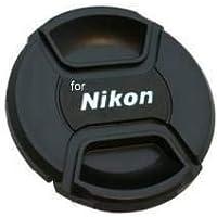 Numex 52mm Safety Lens Filter Cap for Nikon D3100/D3200/D5000/D60/D40