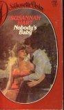 Nobody's Baby, Susannah Hart, 0671470183