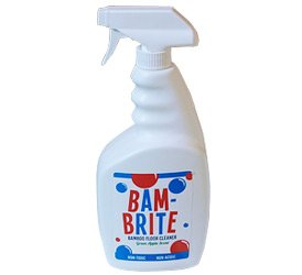 Amazon Com Bam Brite Bamboo Floor Cleaner Spray 32oz