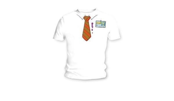 The Simpsons – Camiseta Homer Security corbata en tamaño XL ...