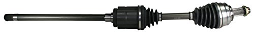 03 bmw x5 front drive shaft - 9
