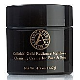 Radiance or colloïdal Meltdown nettoyage Creme pour visage & yeux