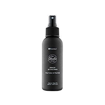 BH Cosmetics Studio Pro Makeup Setting Spray, 3.5 Fluid (Black Pro Studio)