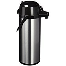 1.9-Liter Airpot , Vacuum-Insulated Air Pot 64oz, Stainless (1.9l Stainless Steel Airpot)