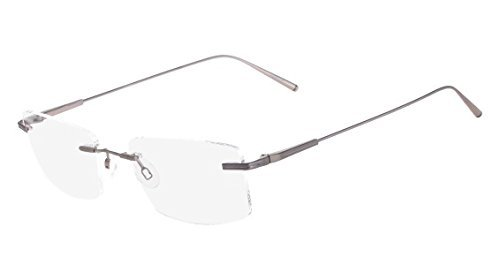 Eyeglasses FLEXON E1092 035 BRUSHED STONE GREY