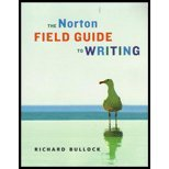 Norton Field Guide to Writing -Text Only (06) by Bullock, Richard [Paperback (2005)] PDF ePub fb2 ebook