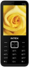 Intex Ultra G3  Black  Basic Mobiles