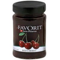 - Favorit Preserves, Cherry, 12.30-Ounce (Pack of 6)