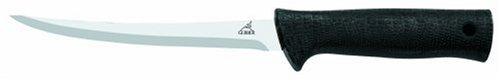 Gerber 75230 6-Inch Gator Fillet Fine Edge, Outdoor Stuffs