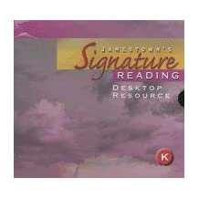 Jamestown's Signature Reading : Level K Desktop Resource